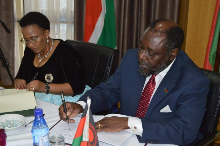 Malawi, South Africa Sign Tourism Cooperation Agreement