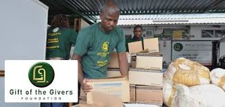 Gift of Givers Donates Shoes to 800 People