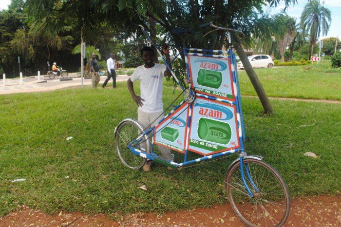 A Tale of Mzuzu's Wonder Bicycle