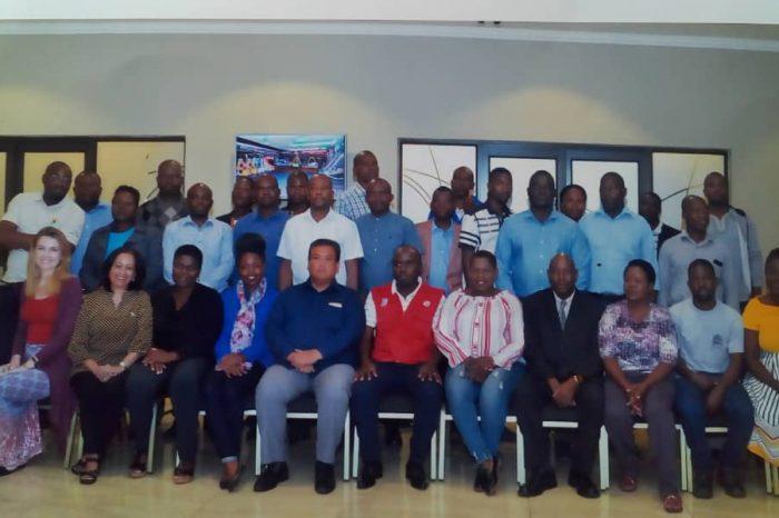 Govt Officers Drilled in Disaster Risk Management