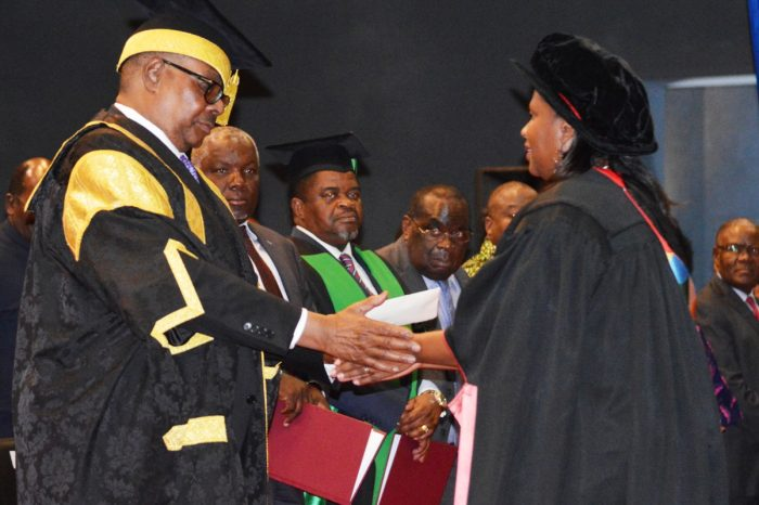 Be Creative, Innovative MUST Graduates Told