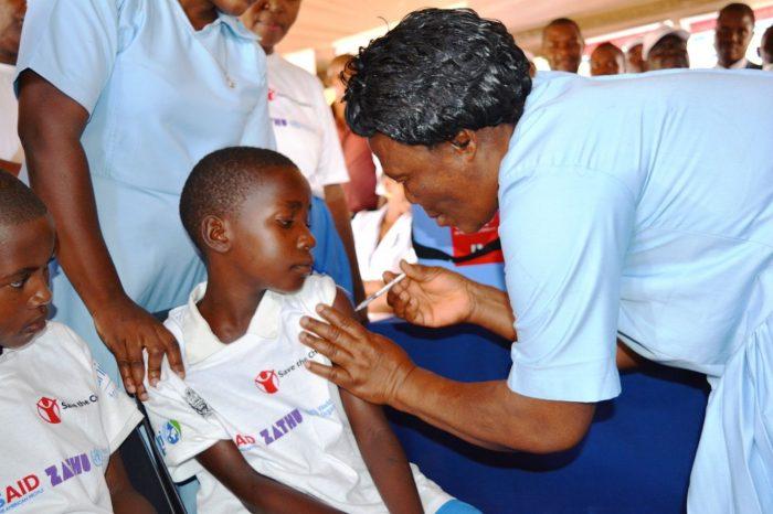 Good Neighbors Hands Over Chambwe Health Center