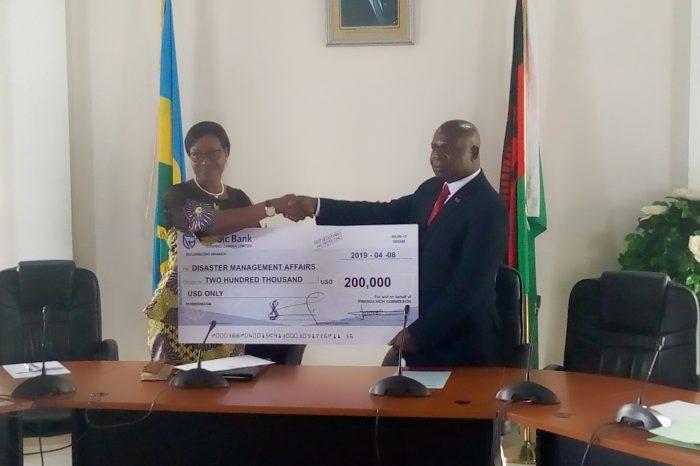 Rwanda Remits US$ 200,000 Towards Flood Response Call