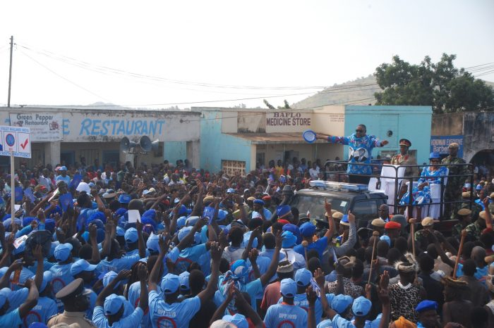 DPP Did Not Rig Elections, Says Mutharika