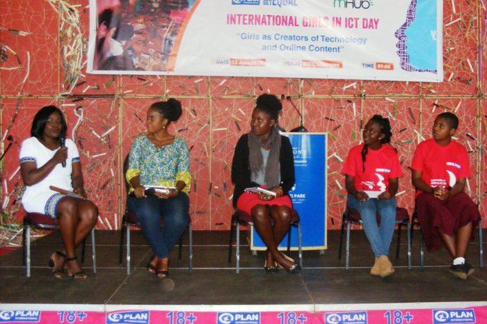 ICT Field Lacks Female Role Models