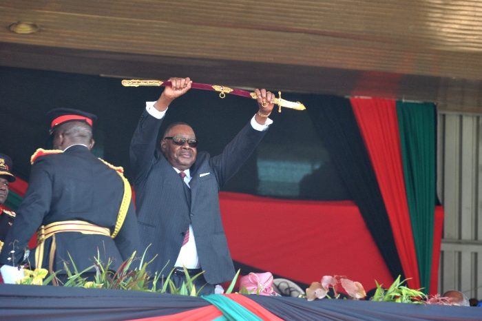 Malawi President Mutharika Appoints Cabinet