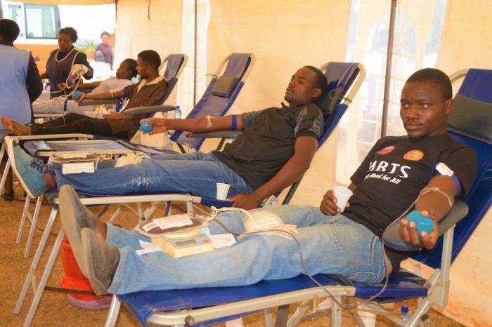 Blood Donor Recruitment Project Surpasses Target