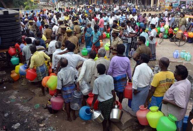Rapid Population Growth to  Put Water Supply Under Strain in Lilongwe