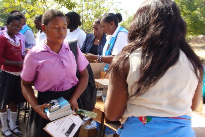 First Lady's Beautify Malawi Trust Bails Out Needy Learners