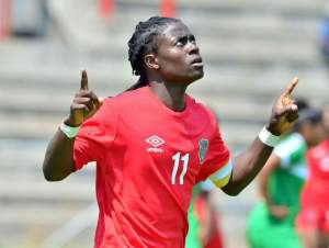 Chawinga Sisters In Scorchers Squad
