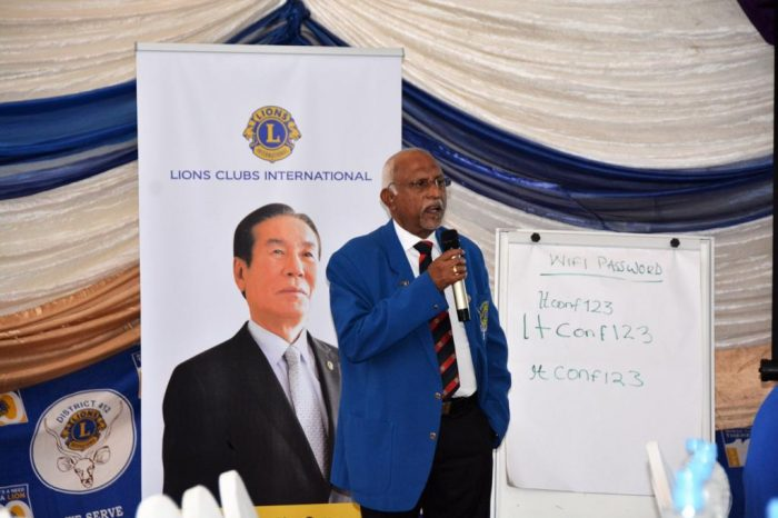Blantyre Lions  Pledges Continuous Support to the Vulnerable
