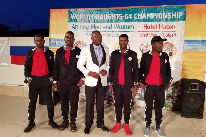 Malawi Draught Team Moves Three Steps Upwards On Global Ranking