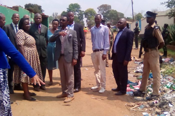 Minister Gives Lilongwe City Council 14 Days  Ultimatum to Improve Sanitation
