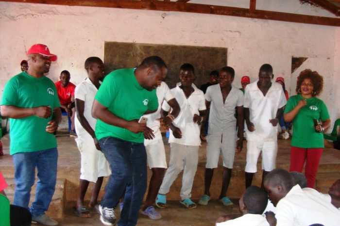 'Ochewa Ofewa' Spoils  Juvenile Inmates