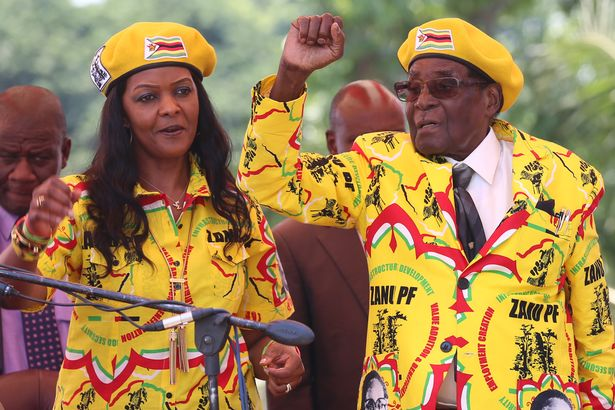Robert Mugabe's Most Famous Quotes