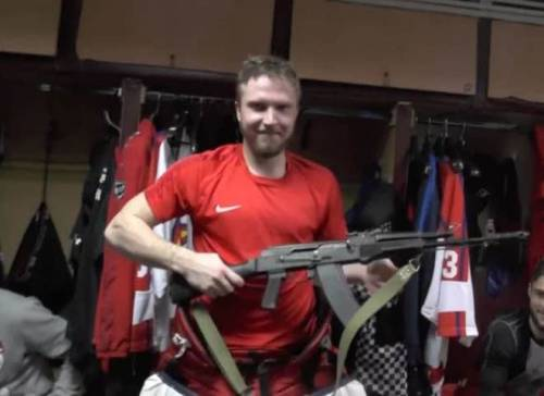 Man Of the Match Gets AK-47 Rifle As Prize