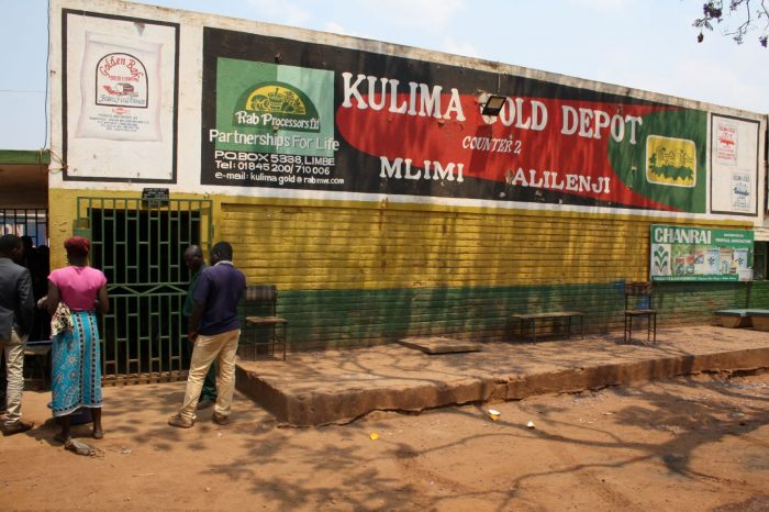 Ministry Closes Kulima Gold Shop