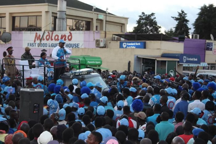 No One Will Die of Hunger, Mutharika Assures Malawians