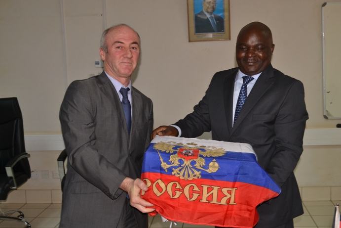 Russian Federation Donates Medical Kit to Malawi
