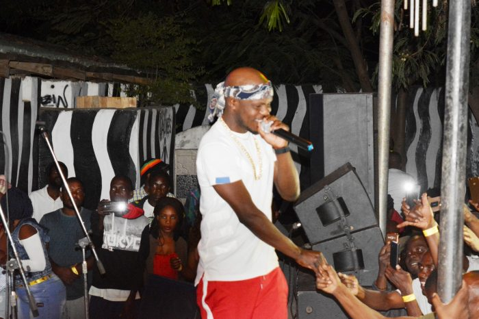 Kwa 'George' Star B1 in Love With Malawi