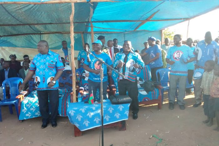 DPP Supporters Urged to Be 'Free From Fear'