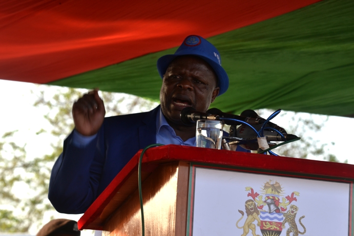 Malawi Veep Chimulirenji Says No One Will Die Of Hunger