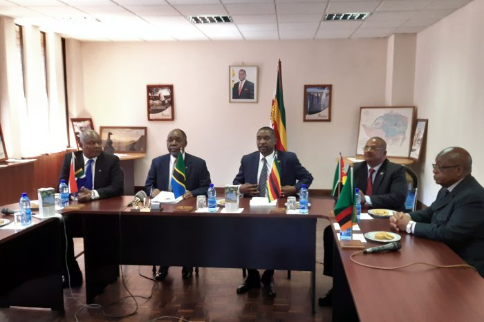 Sanctions Against Zimbabwe Must be Lifted- SADC