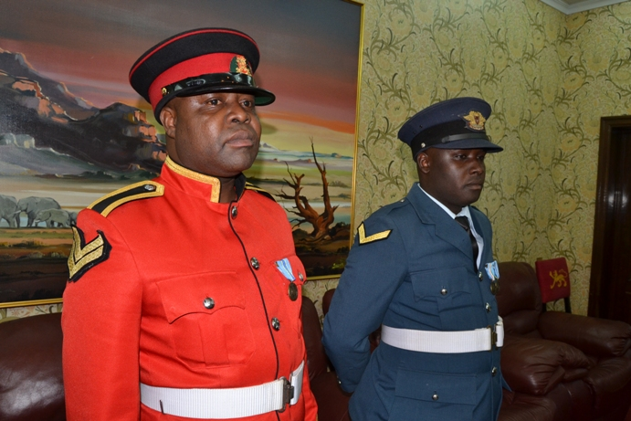 Mutharika Promotes Missing MDF Soldiers