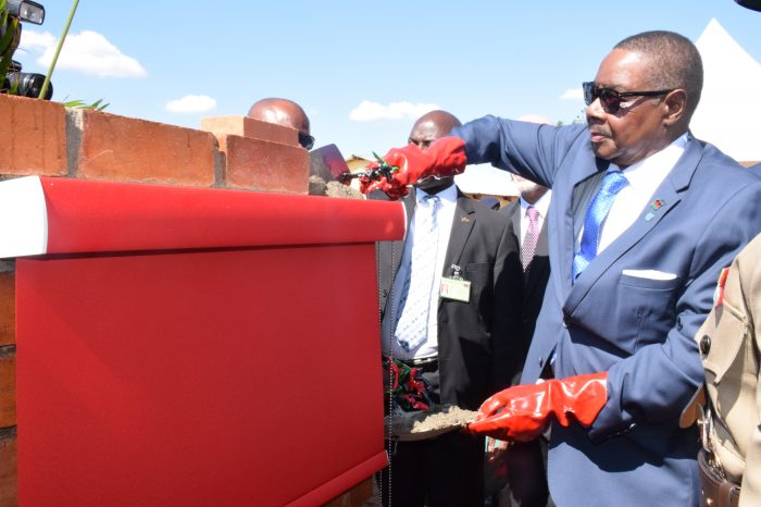 Malawi President Mutharika Calls for 'Calm, Peace' Amid Riots
