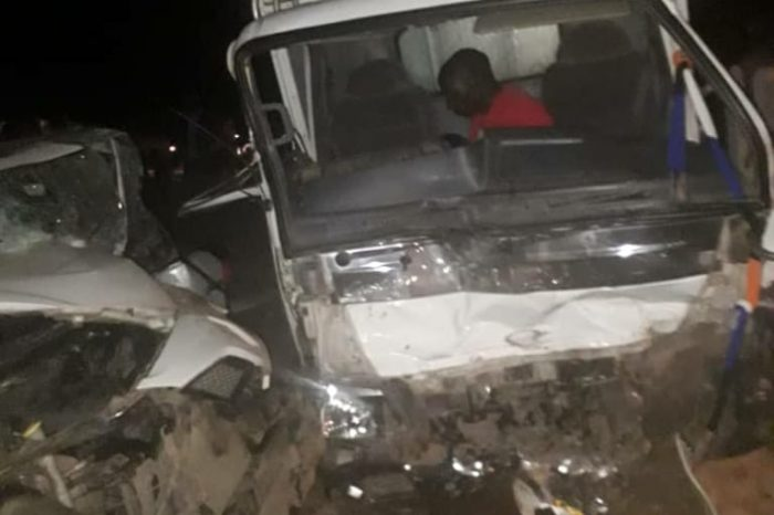 Six Killed in Road Accident