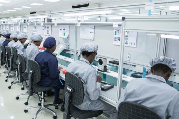 Africa's First Smartphone Factory Opens in Rwanda