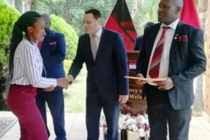 Egypt Awards Scholarships to Malawian Youth