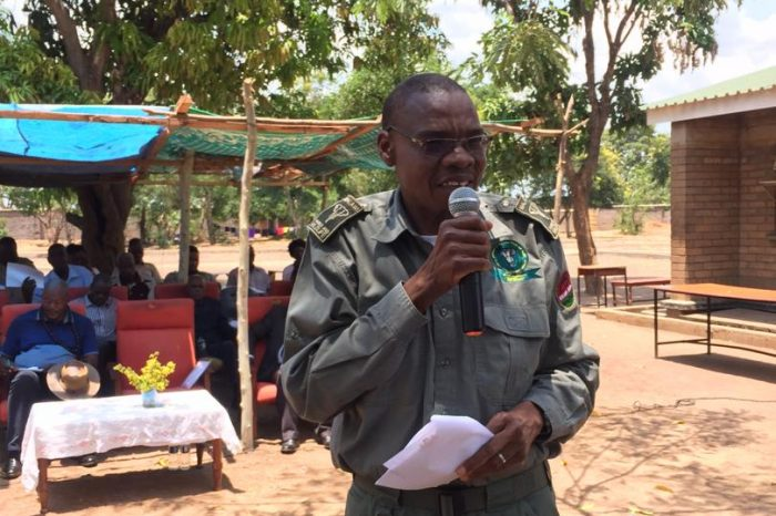Department Of Parks, Communities Signs MoU to Curb  Poaching