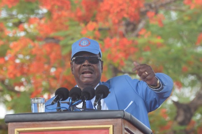 Malawi President Mutharika Rejects Electoral Bills