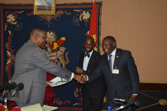 Mutharika Calls For Positive Mindset to National Development