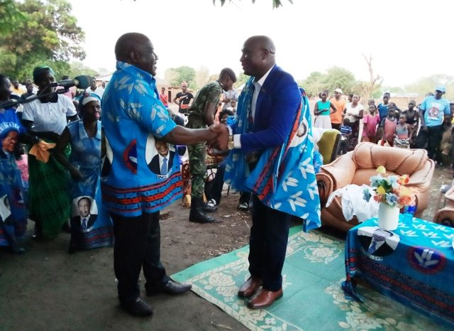 DPP Growing Stronger in Parliament As Karonga Nyungwe MP Joins