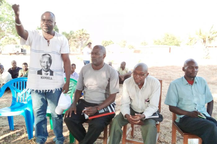 Communities Rebuffs Investor's Plea To Re-Open Mine Industry