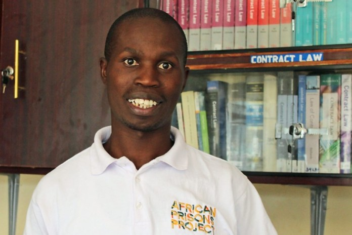 Kenyan Prisoner Awarded Law Degree