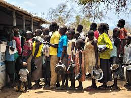 Over 52 Million Africans in Need of Food