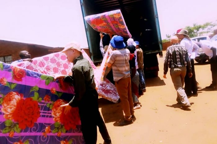 Malawi Albinos For  Economic Empowerment