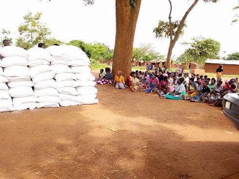 Govt Provides Relief to  Rainstorm Survivors