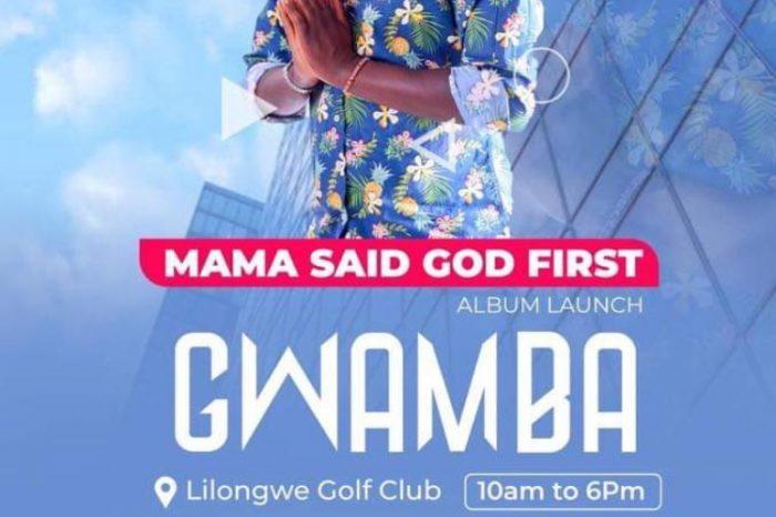 Gwamba Album launch