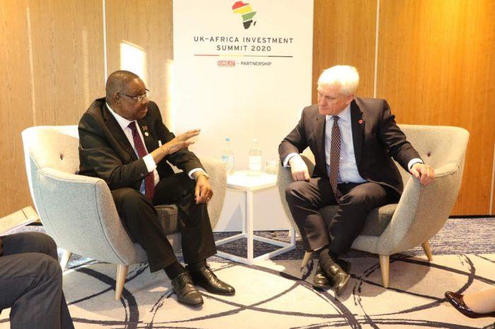 Malawi, UK Discuss Rural Livelihood Improvement