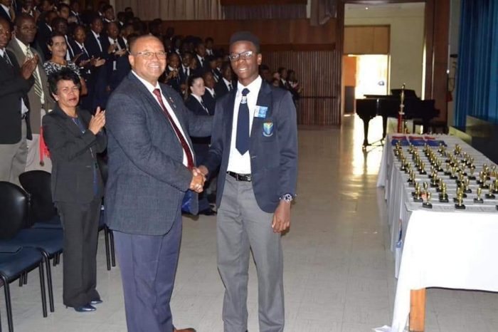 Malawian Boy Scoops Position  One In South Africa IGCSE Exams