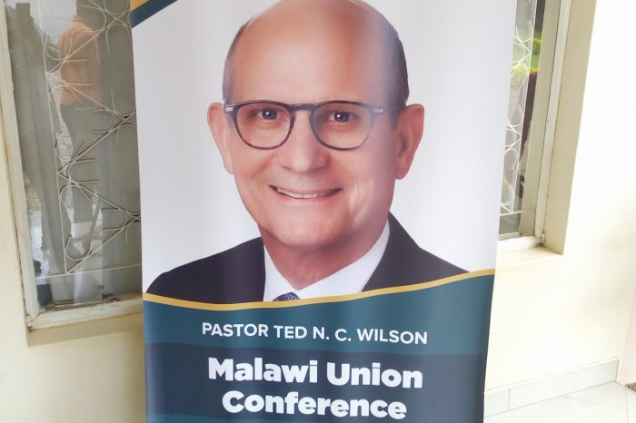 SDA Church World Leader to Visit Malawi