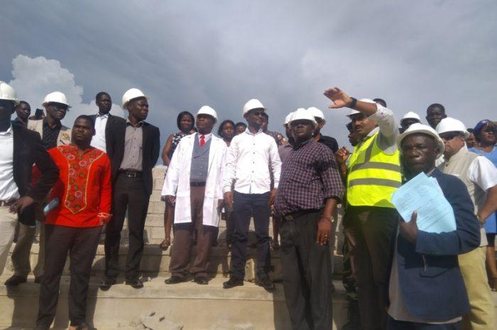 Multi-Million Kwacha Stadium Takes Shape in Ntcheu, Minister Impressed