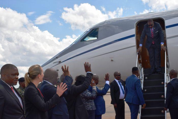 Malawian President Mutharika Speaks Against Political Tension