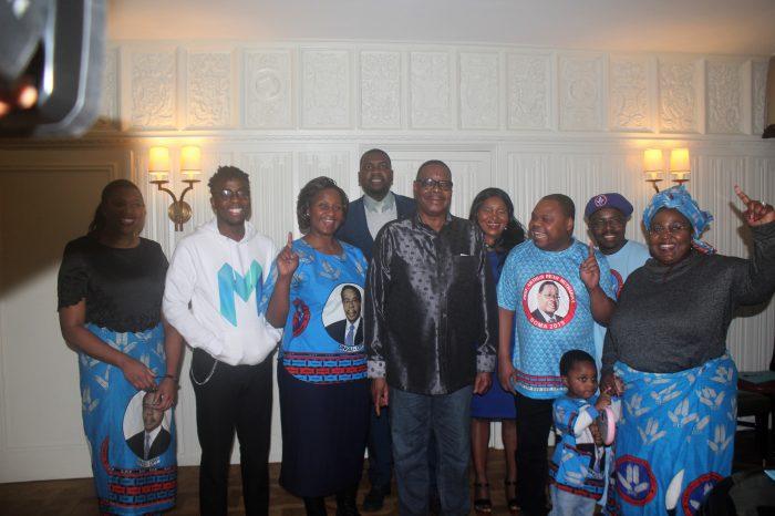 Mutharika Preaches Peace