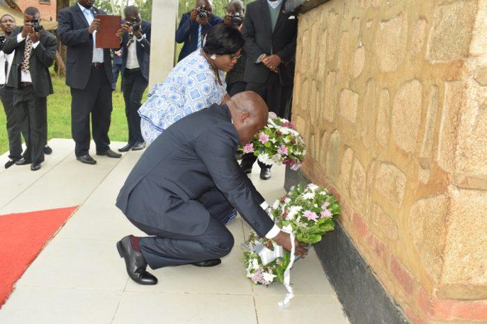 Malawi Veep Chimulirenji Says Chilembwe Was a True  Patriot, Man of Integrity