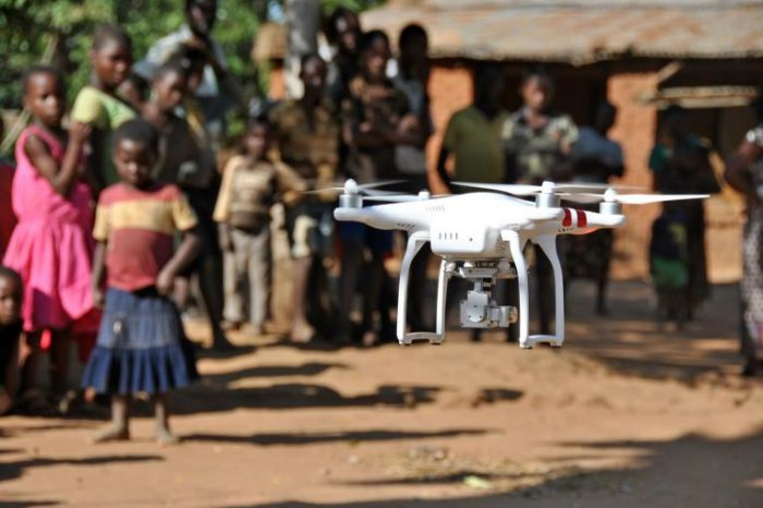 Malawi Beat Rwanda: Launches  First Drone, Data Academy  in Africa